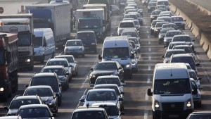 Der Dauer-Kampf gegen den Verkehrsinfarkt