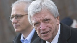 Hessen-CDU legt in der Krise zu