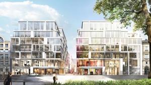 Frankfurts Luxusmeile wächst