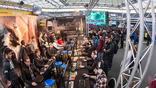 Games-Branche will bessere Förderung