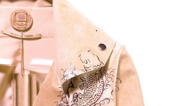 Haut Couture: Mode aus gezüchteter Haut
