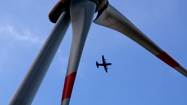 DFS wehrt sich gegen Kritik in Sachen Windkraft