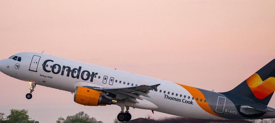 Condor Flug Nach Mallorca Startete Zwei Tage Zu Spät