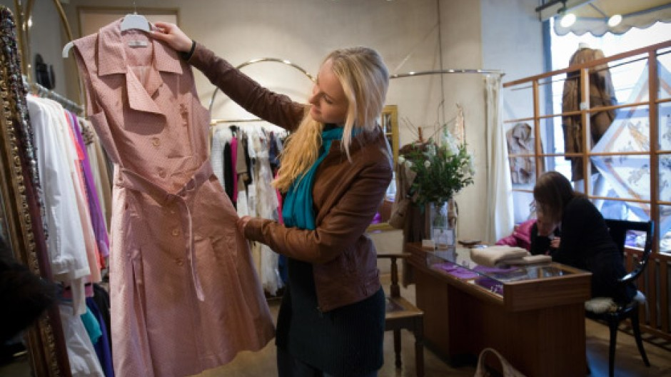 Mode: Weltgrößte Esprit-Filiale an der Zeil - Wirtschaft - FAZ