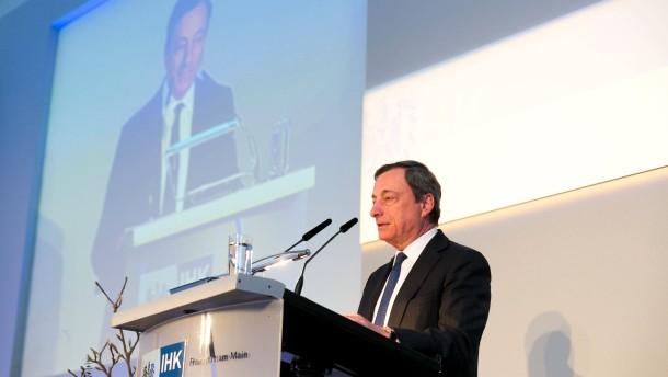 IHK Frankfurt - Neujahrsempfang der Industrie- und Handelskammer Frankfurt