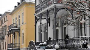 Bad Homburg will Welterbestätte werden