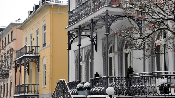 Weltkulturerbe - Die Stadt Bad Homburg will sich mit gemeinsam mit anderen Bädern als Weltkulturerbe bewerben.