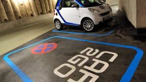 Daimler bietet bald Carsharing in Frankfurt an