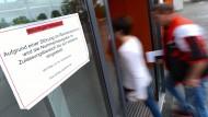 Zulassungsstelle in Frankfurt weiter dicht
