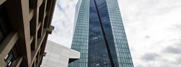 Neues Domizil: der Neubau der Europäischen Zentralbank im Frankfurter Ostend ist einzugsbereit.