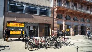 H&M mit neuem Konzept an der Kaiserstraße