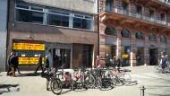 Weekday statt Besier: H&M zieht an die Kaiserstraße.