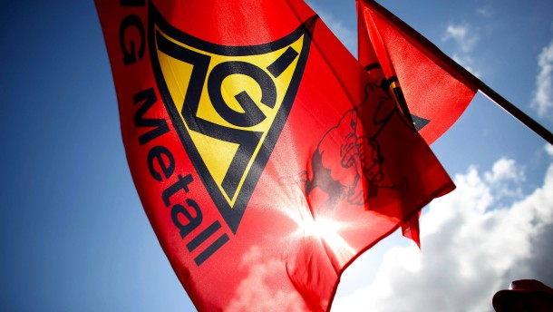 IG Metall: 5,5 Prozent mehr Lohn im Bezirk Mitte
