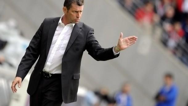 """""""Nächste Saison zu 100 Prozent Eintracht-Trainer"""""""