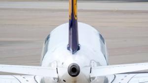 Lufthansa streicht massiv Flüge