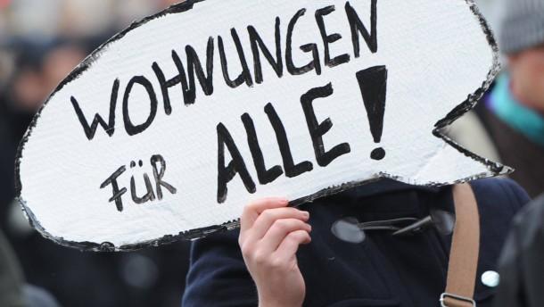 Selbst in Hattersheim wird Miete reguliert