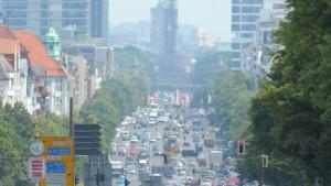 Hitze lässt Ozonwerte vor allem im Umland steigen
