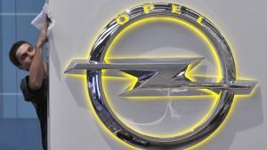 Signale des Aufbruchs bei Opel