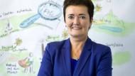Hat mit einem erklärungsbedürftigen Satz für Aufregung um den Industriepark Griesheim gesorgt: Frankfurts Umwelt- und Gesundheitsdezernentin Rosemarie Heilig (Grüne)