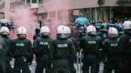Beim Polizistenschutz bleibt alles beim Alten