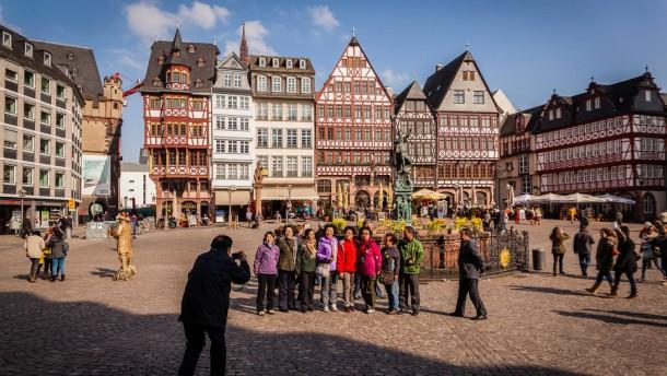 Tourismus-Rekord in Frankfurt