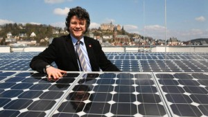 Deutscher Solarpreis für Marburger Satzung