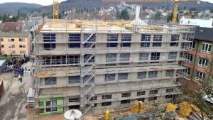 Hofheims größte und geräuschärmste Baustelle