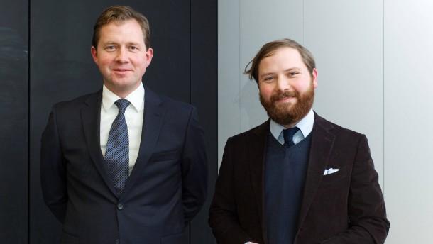 Steen und Sven Rothenberger - Die beiden Brüder sind in der Maschinenbaufirma des Vaters in Frankfurt tätig, zudem Immobilenentwickler und haben auch ein bekanntes Gestüt im Taunus.