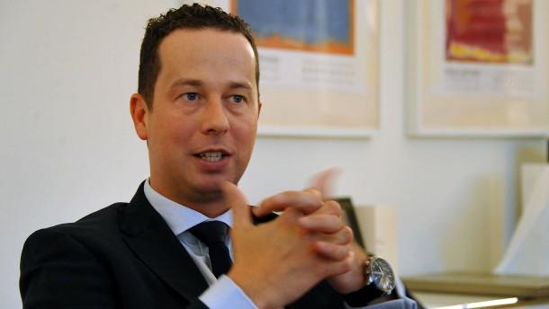 FDP-Fraktionschef Rentsch legt Amt nieder