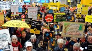 Frankfurt gehört zu Spitzenreitern bei Demos