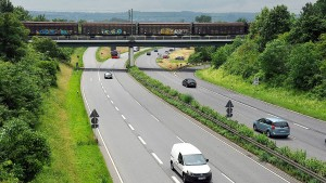 Der Rheingau fürchtet den Verkehrsinfarkt