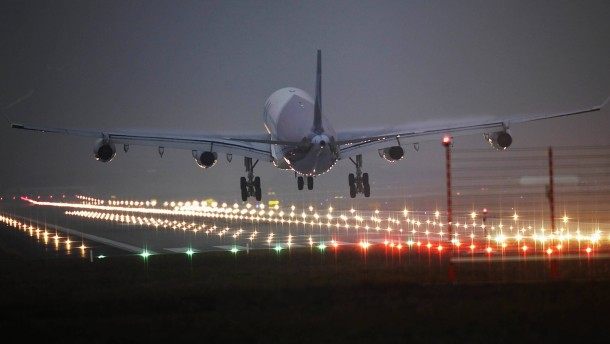 Flugsicherung testet höhere An- und Abflüge