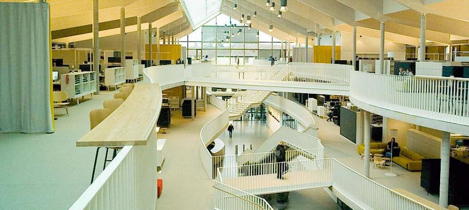 Alnatura Campus In Darmstadt Ein ökologisches Statement
