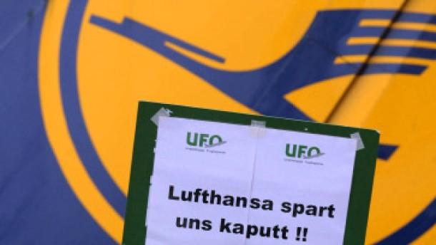 Ufo-Votum bringt Bewegung in Tarifstreit