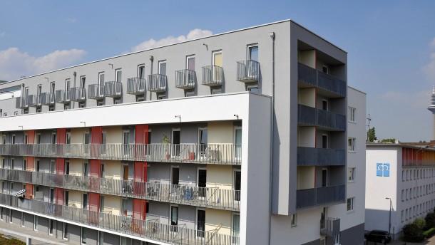 Apartments mit Gleisanschluss