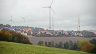 Drehmoment: In Heidenrod hat sich eine Bürger-Mehrheit pro Windkraftanlagen ausgesprochen - eine Minderheit lässt sich aber nicht beirren