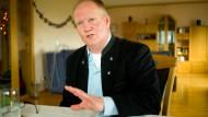 Sieht wieder einen Aufwärtstrend bei den Preisen für Agrargüter: Bauernpräsident Karsten Schmal