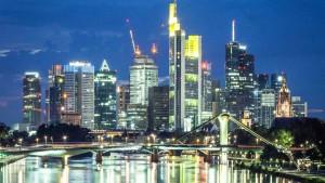 In Frankfurt gehen die Lichter nicht aus