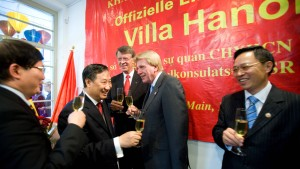 Hessen und Vietnam bauen Wirtschaftsbeziehungen aus