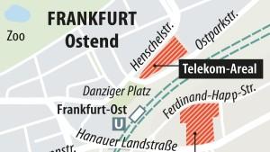 Stadt Frankfurt kontra Grundstücksspekulation