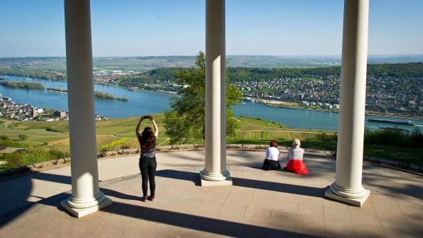 Bürgerinitiative zu Rheinbrücke bei Bingen geplant