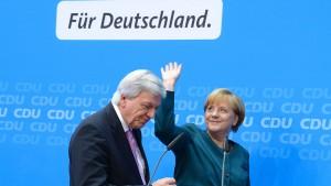 SPD boykottiert Ehrung Merkels