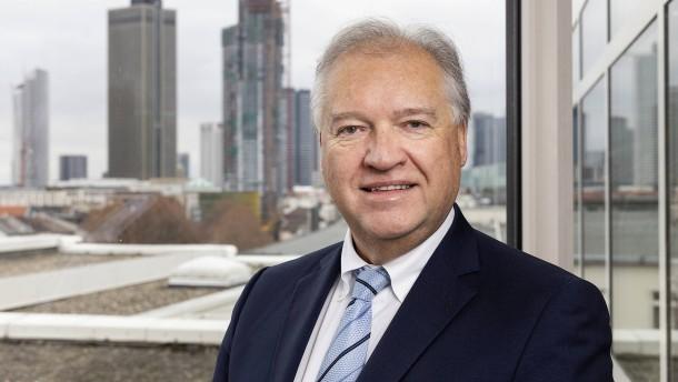 Caspar neuer Präsident der IHK Frankfurt