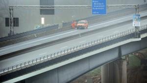 Schiersteiner Brücke noch fünf Wochen dicht - mindestens