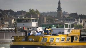 Rhein-Anrainer fordern mehr Geld