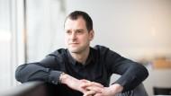Tritt bald in Wiesbaden auf: Holger Falk