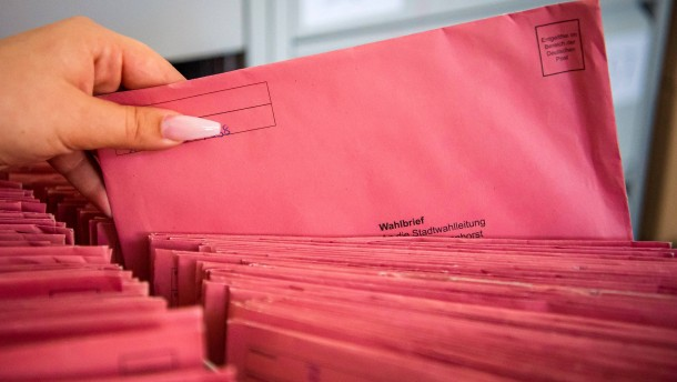 Briefwahl wird wiederholt