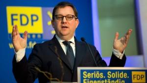 Hessen-FDP bleibt eine Partei der Mitte