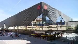 Messe Frankfurt macht mit Halle 12 ihr Gelände voll