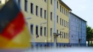 Zentrale Anlaufstelle für Flüchtlinge in Hessen: die Gießener Erstaufnahmeeinrichtung